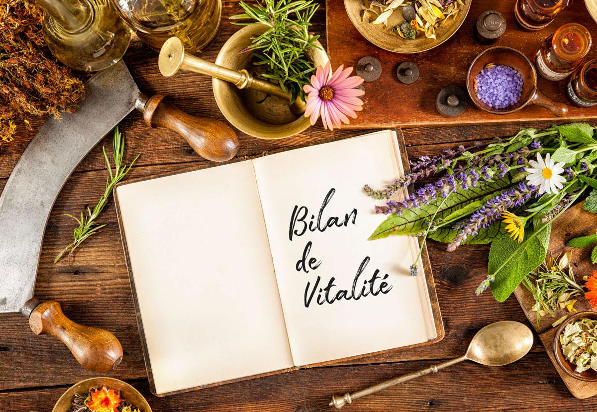 photo livre et plantes