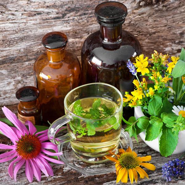 phytothérapie, aromathérapie
