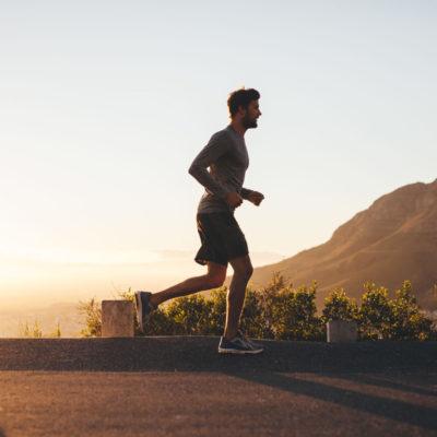 photo d'un runner